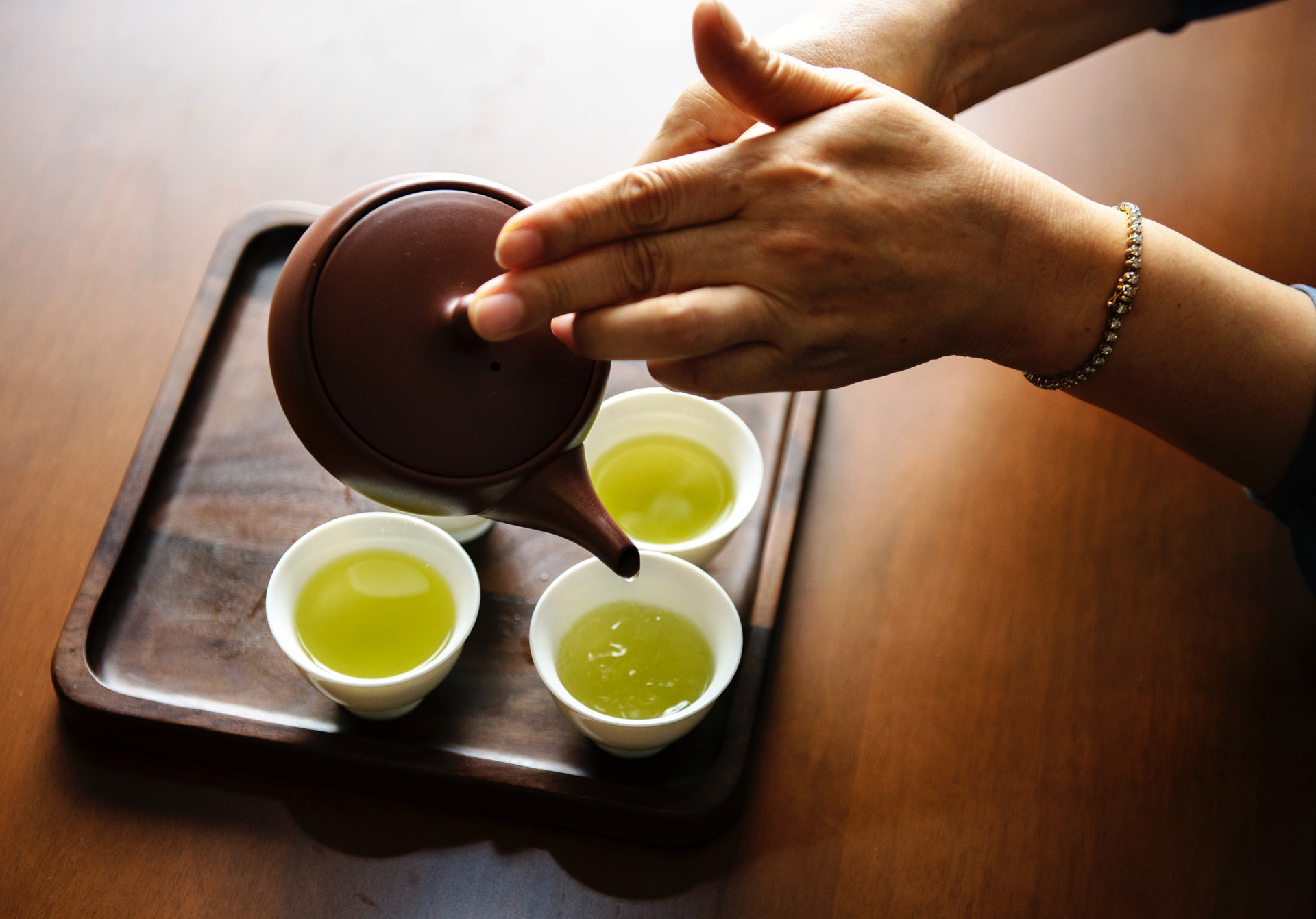 How Much Green Tea Should You Drink Per Day