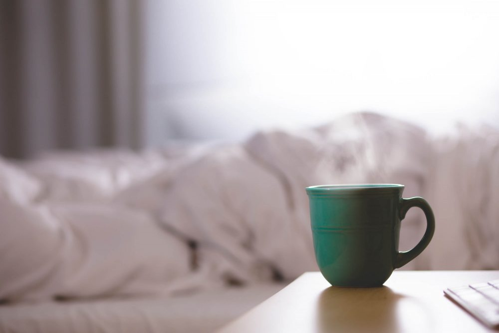 Head to Bed with Your Green Tea