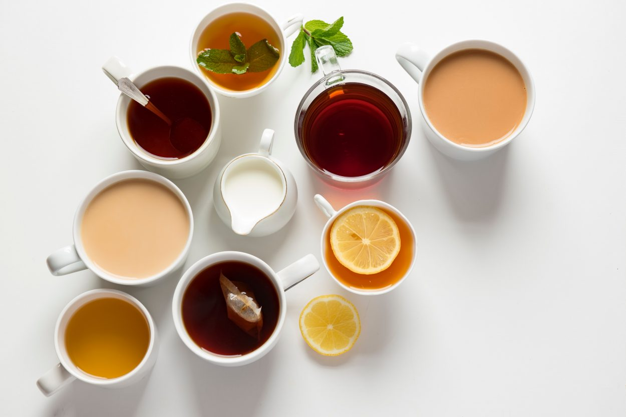 Soothing Tea for Anxiety